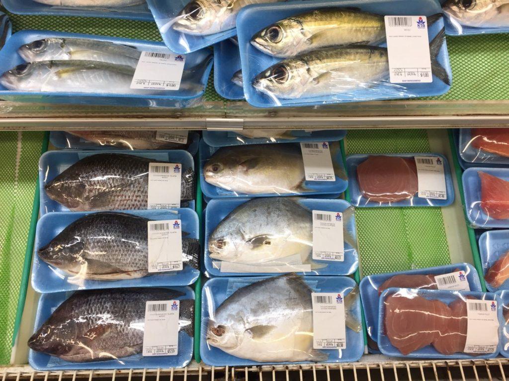 KTA SUPER STORES魚