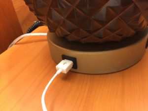 KOHALA SUITES(コハラスイーツ)充電口USB用
