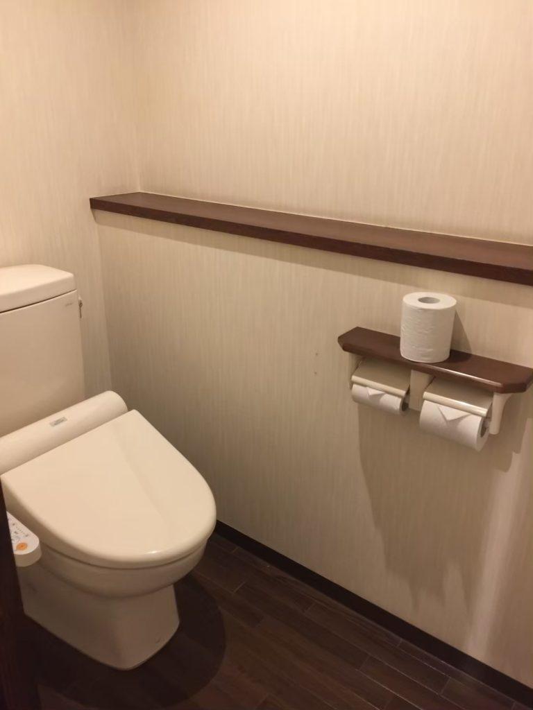 東急ハーヴェストクラブ蓼科アネックス トイレ