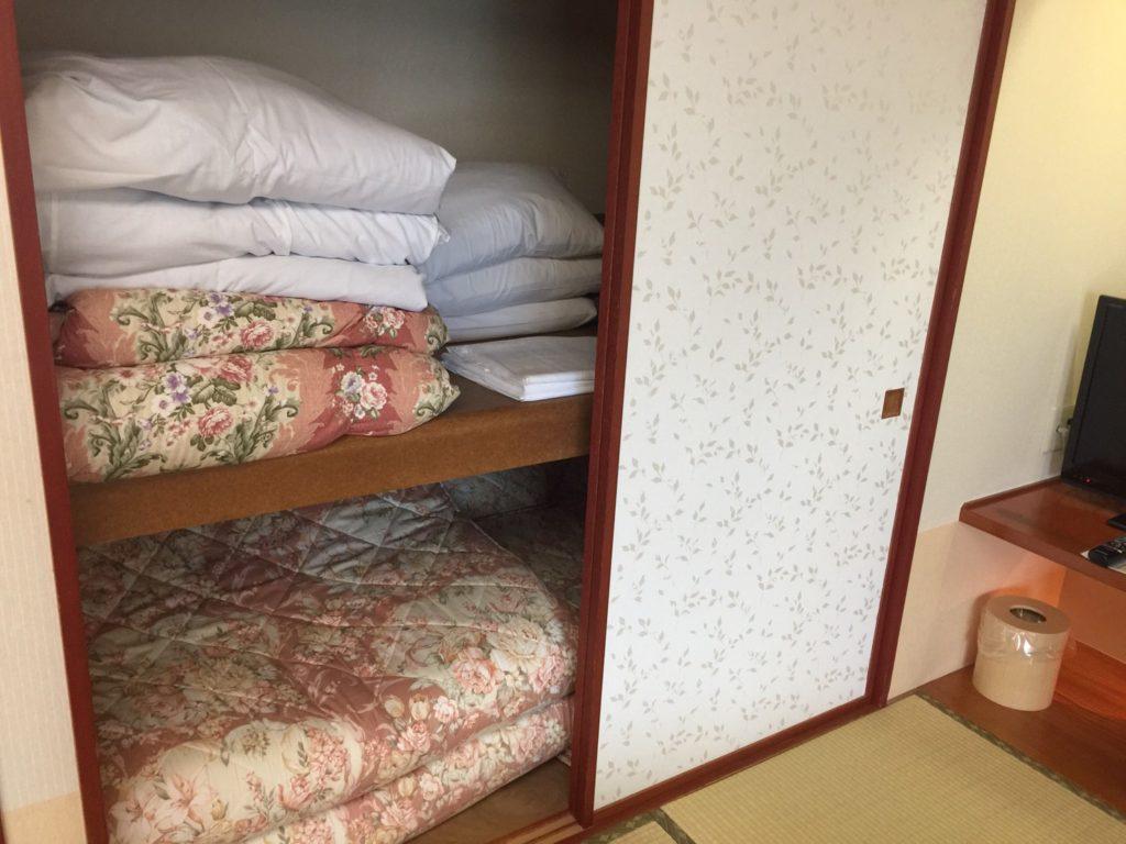 きぬ川ホテル三日月さくら亭 和室
