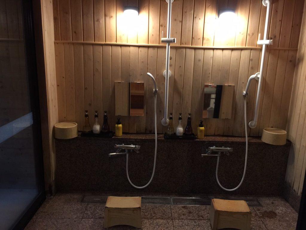 プチホテル ユーフィール 露天風呂