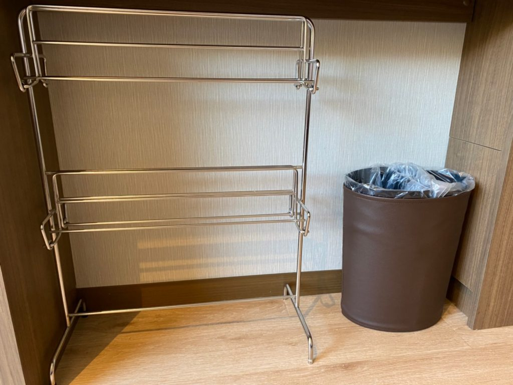 軽井沢マリオットホテル テレビスペース