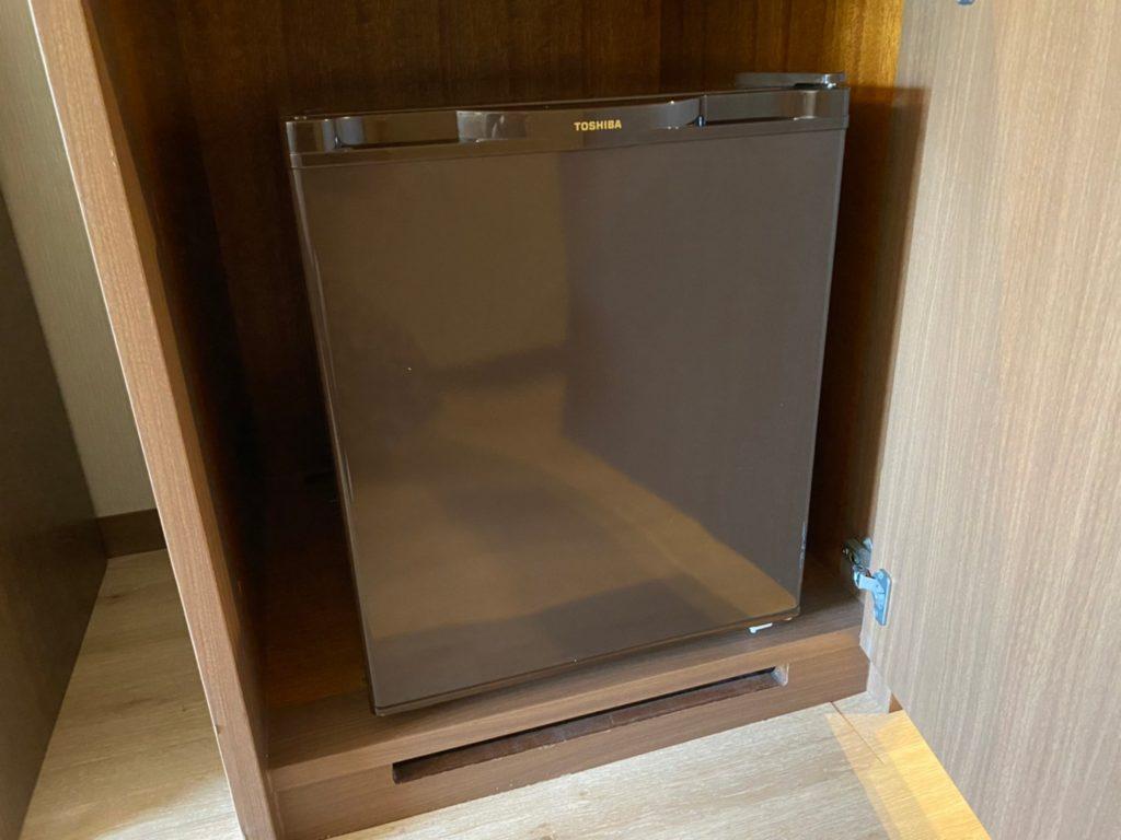軽井沢マリオットホテル 冷蔵庫