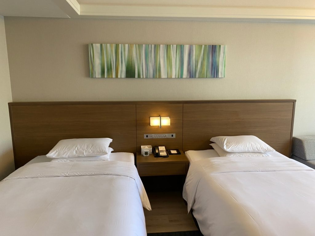 軽井沢マリオットホテル ベッドスペース