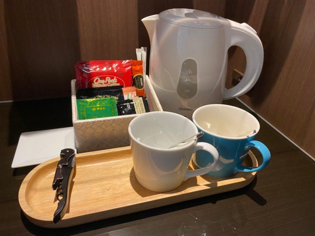軽井沢マリオットホテル ドリンクスペース