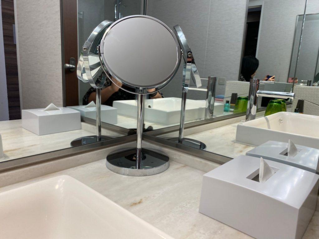 軽井沢マリオットホテル 洗面台